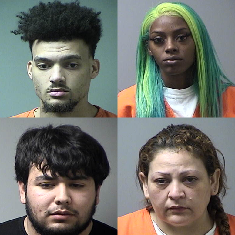 St. Charles County drug arrests