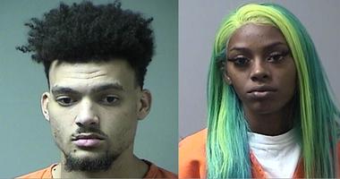 St. Charles County drug arrests