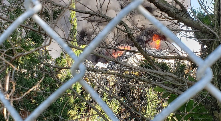 Granite City fire