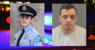 officer Katlyn Alix, Nathaniel Hendren's