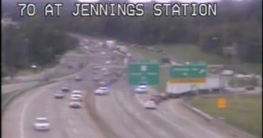 I-70 at Jennings Station
