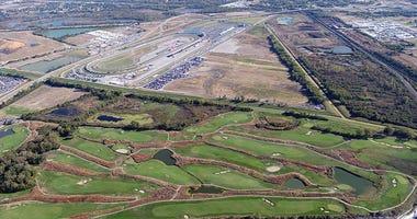 racetrack, Gateway, Gateway National golf links,
