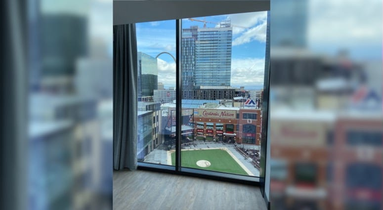 Live! by Lowes hotel, ballpark village