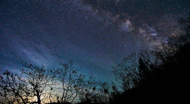 What to know about tonight's major meteor shower