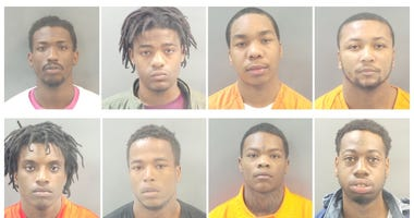 Metrolink crime suspects
