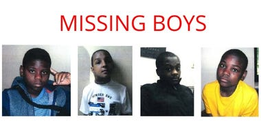 Webster Groves missing boys
