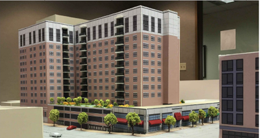New plans for condo tower in downtown Clayton