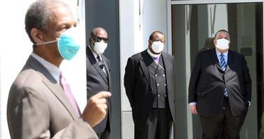 pastors, St. Louis, church, coronavirus