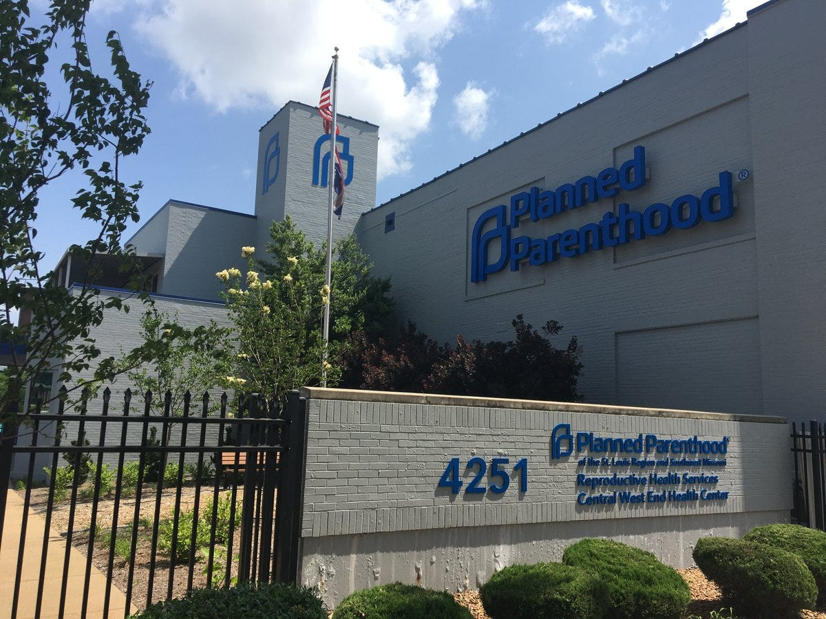 Planned Parenthood's St. Louis office wins legal victory in court