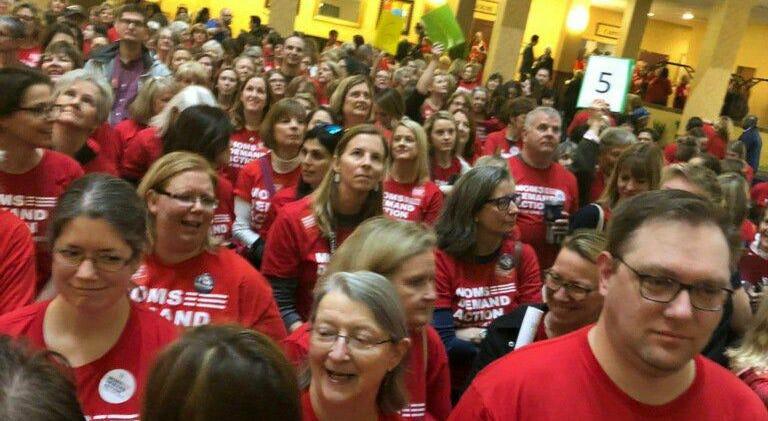 Moms Demand Action at Jefferson City