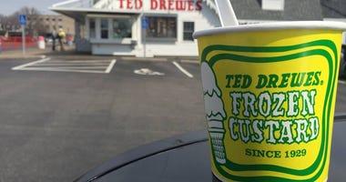 Ted Drewes frozen custard