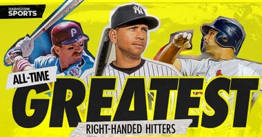 Ranking The 10 Greatest Right-Handed Hitters in MLB History
