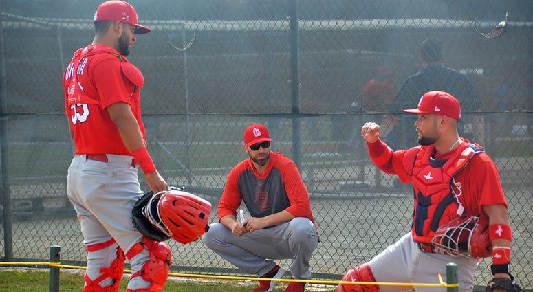 Chris Carpenter, Cardinals