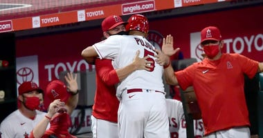 Albert Pujols passes Willie Mays for 5th on MLB's all-time home run list