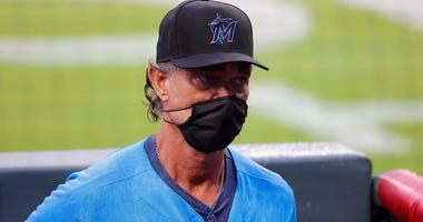 Report: MLB 'very unhappy' with Marlins' 'lapse' in following COVID protocols
