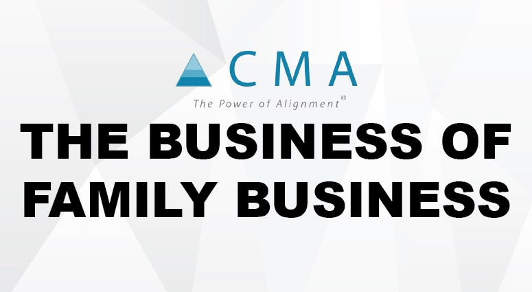 The Business of Family Business
