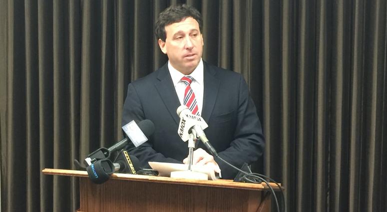 St. Louis County Executive Steve Stenger
