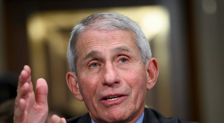 Dr. Fauci: 'Hard to See' Football Being Played in 2020