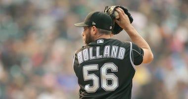Greg Holland, Colorado Rockies