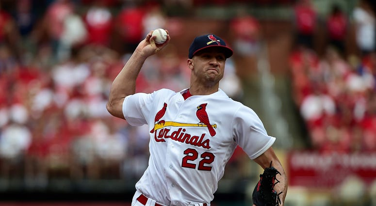 'It's time for me to step up': Cardinals pitcher to be more 'involved' in St. Louis community