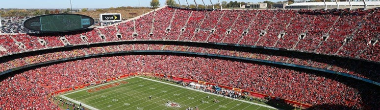 Chiefs finalize plans to allow reduced capacity at Arrowhead Stadium for 2020 season