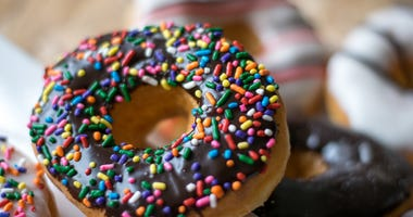 Donuts. Or doughnuts, whichever you prefer.