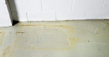 Leaking Basement.