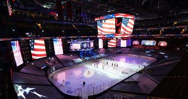 NHL announces zero new positive COVID-19 test results inside bubble sites
