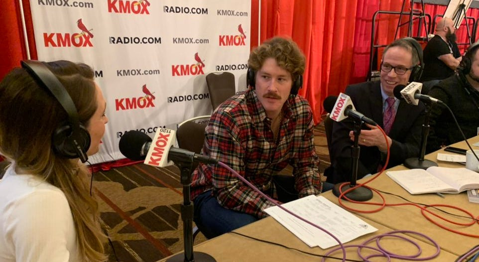 WATCH: Miles Mikolas' love of Waffle House: 'They do amazing things