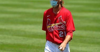 Cardinals' Andrew Miller: MLB Season is No Slam Dunk