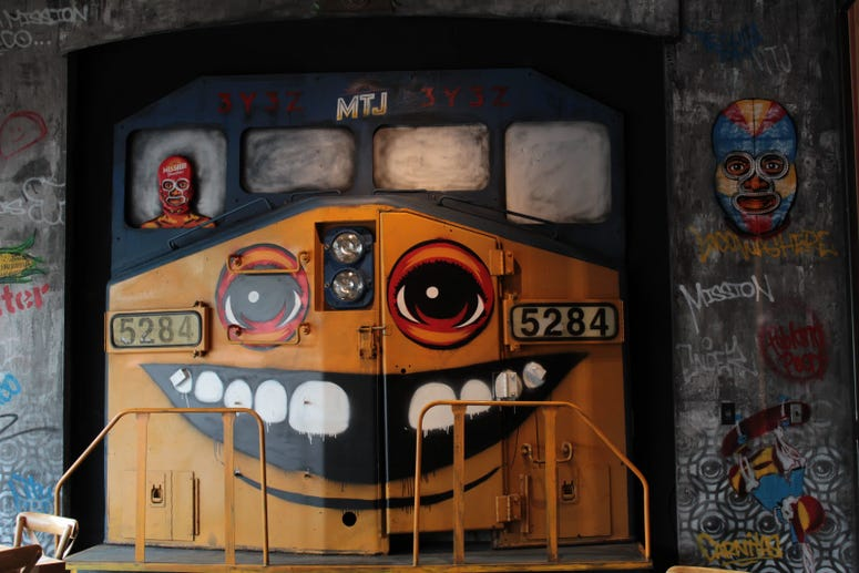 Train at Mission Taco Joint in Kirkwood