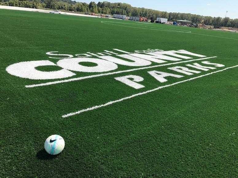 Championship Field CCP Soccer Complex
