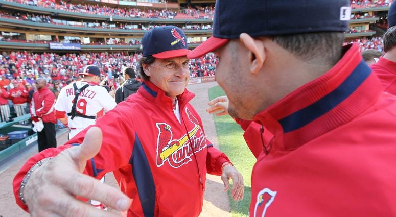 8dbae9e4500 Cardinals Fans Urged To Not Take Molina For Granted