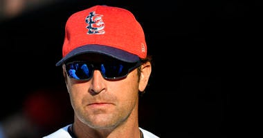 St. Louis Cardinals manager Mike Matheny