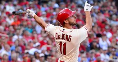 St. Louis Cardinals shortstop Paul DeJong