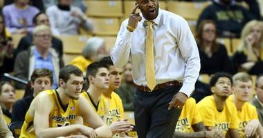 Missouri Tigers head coach Cuonzo Martin