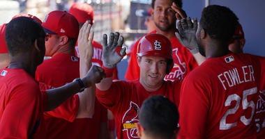 St. Louis Cardinals third baseman Jedd Gyorko