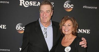 "23 March 2018 - Burbank, California - John Goodman, Roseanne Barr. ""Roseanne"" Premiere Event held at Walt Disney Studios. Photo Credit: F. Sadou/AdMedia"