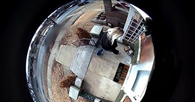 Porch thief 4100 Block of Walsh