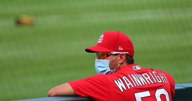 Latest round of COVID-19 tests for Cardinals 'not good': report