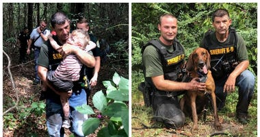 Missing Florida child with autism found by K-9