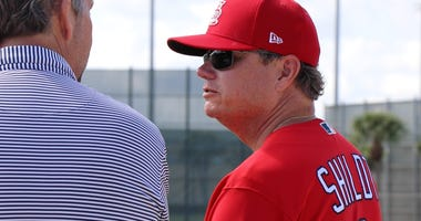 Mike Shildt, St. Louis Cardinals