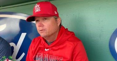Mike Shildt, St. Louis Cardinals