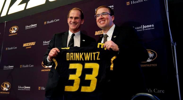 Eli Drinkwitz