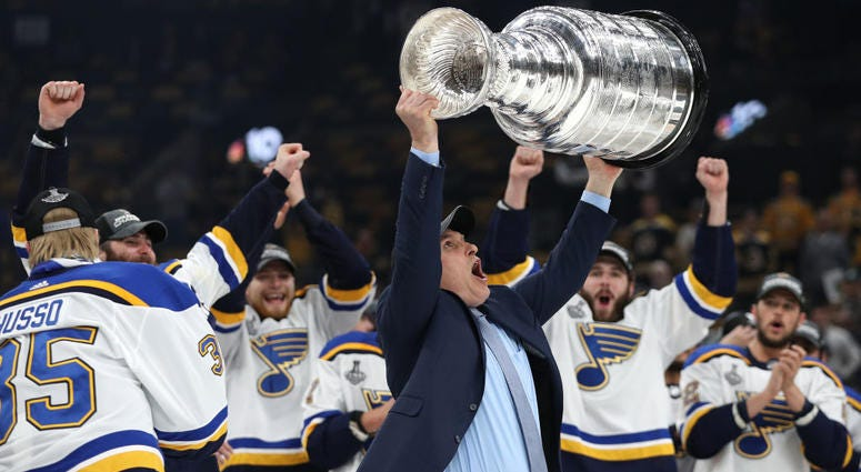 Odds To Win 2020 Stanley Cup.St Louis Blues Not Favorites To Win 2020 Stanley Cup Kmox Am