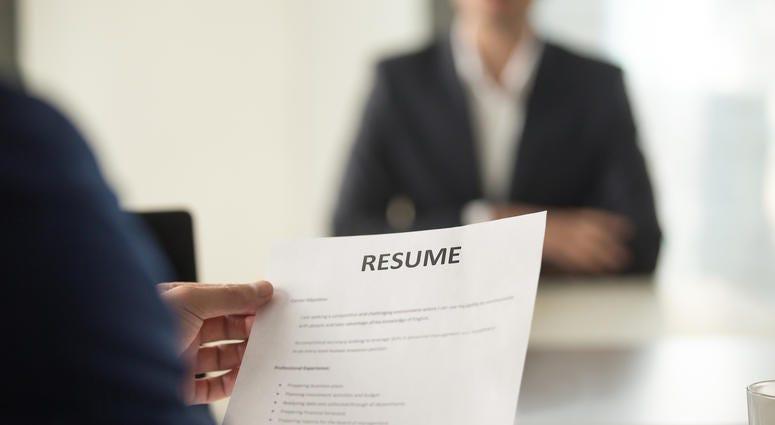 resume interview