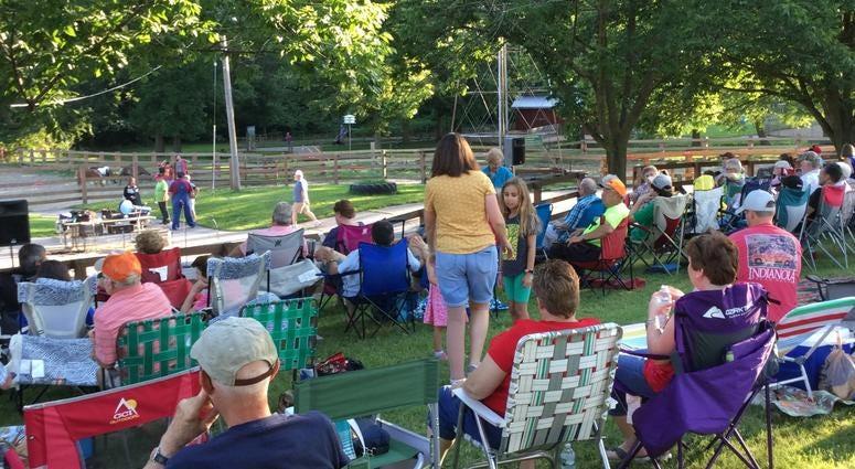 Suson Bluegrass Concert