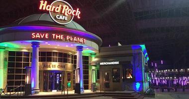 Hard Rock Cafe in St. Louis.