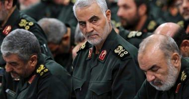 Gen. Qassem Soleimani,