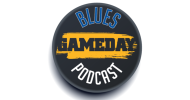 Blues Gameday Podcast